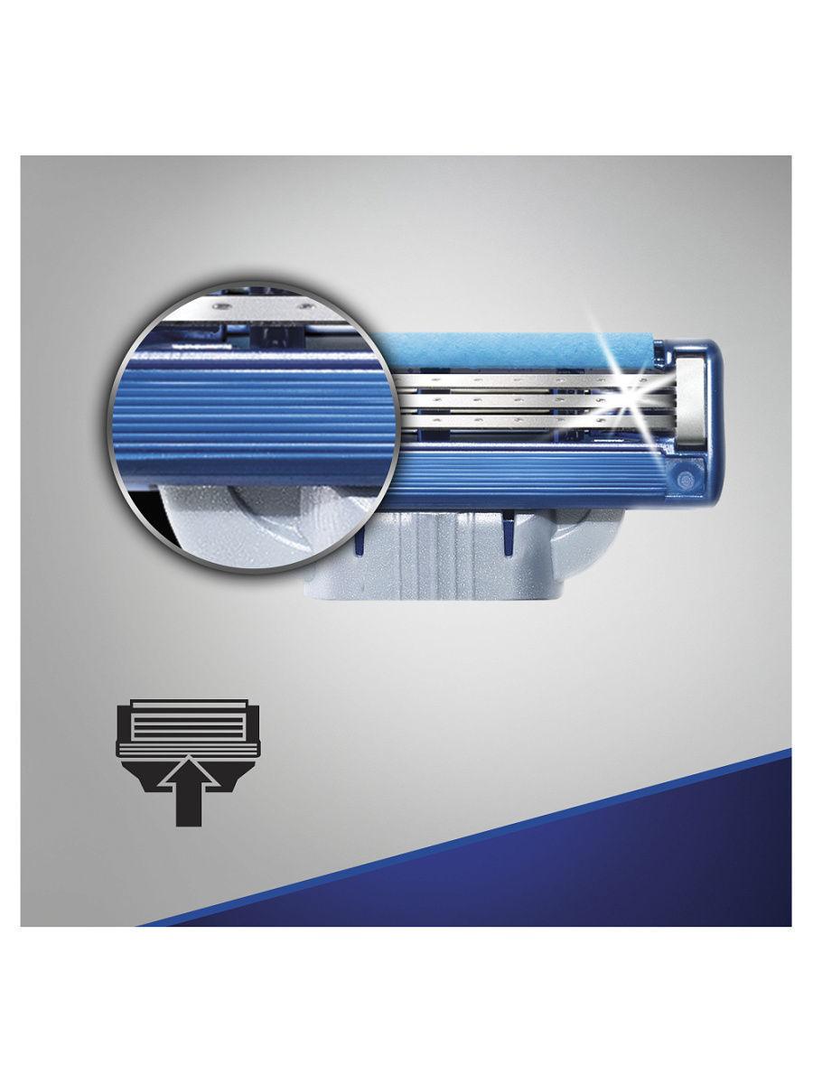Mach3 Turbo комплект (5х8) 40 шт. (Цена за 1 пачку 880р.)