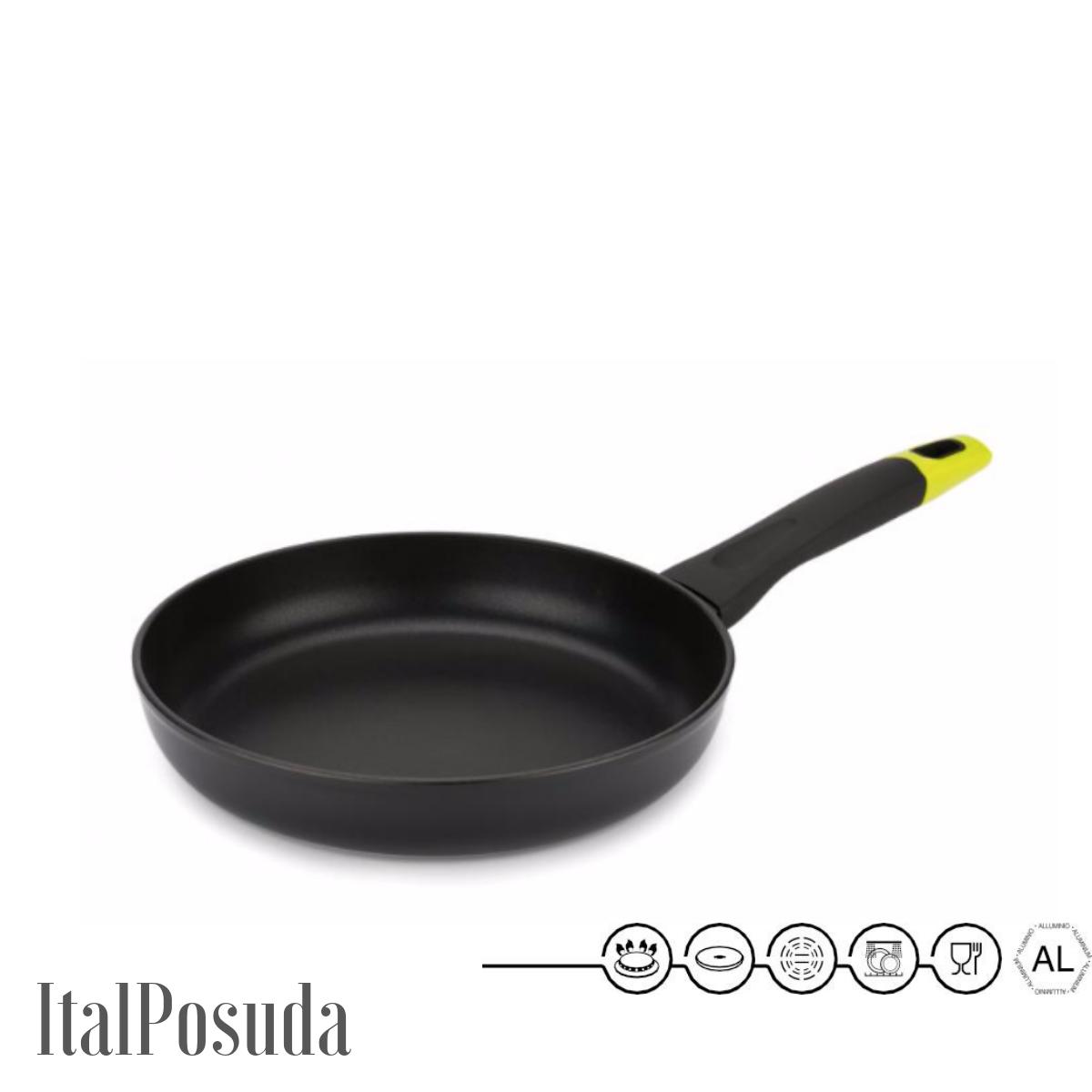 Сковорода PYREX OPTIMA индукционная, 26 см
