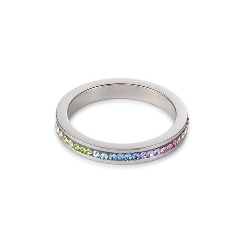 Кольцо Multicolour Pastel 0129/40-1522 54