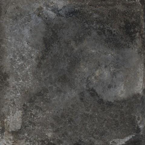 Керамогранит GRASARO Rust 400x400 черный G-185/M