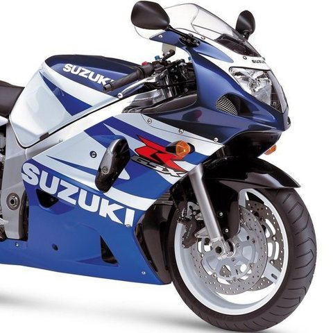 Набор наклеек Suzuki GSX-R 600, 2002