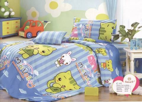 Детское постельное белье Сайлид С-41