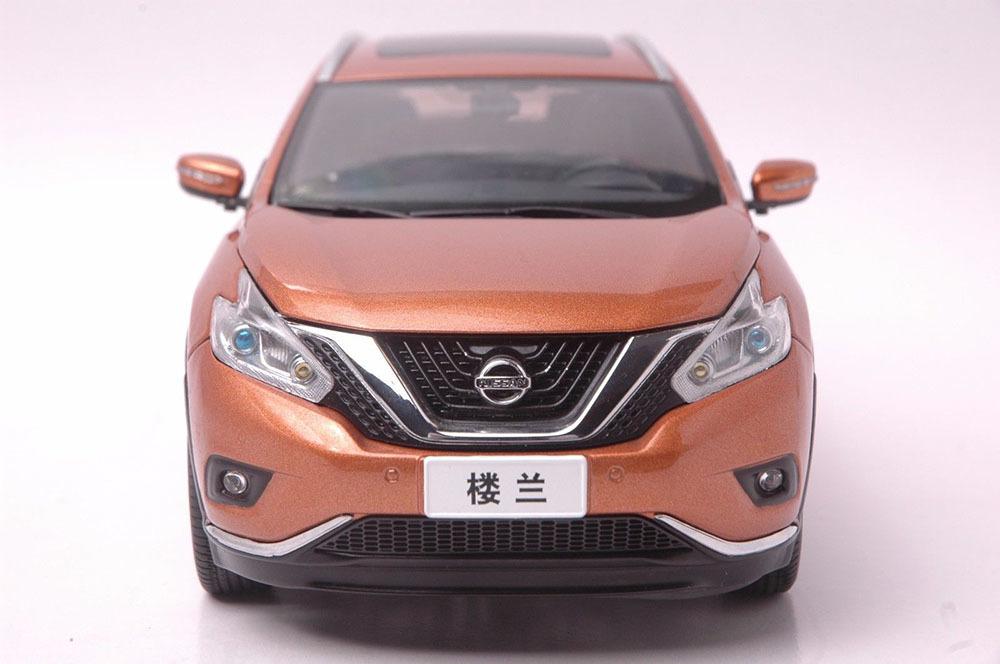 Коллекционная модель Nissan Murano 2015