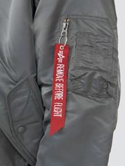 Куртка бомбер Alpha Industries MA-1 Gun Metal