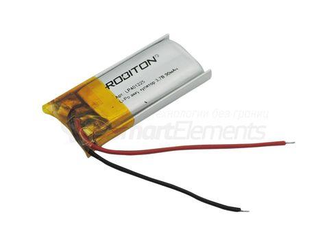 Аккумулятор Robiton LP401225 (90 мАч)