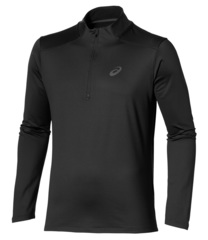 Утеплённая беговая Рубашка Asics Ess Winter 1/2 Zip мужская распродажа