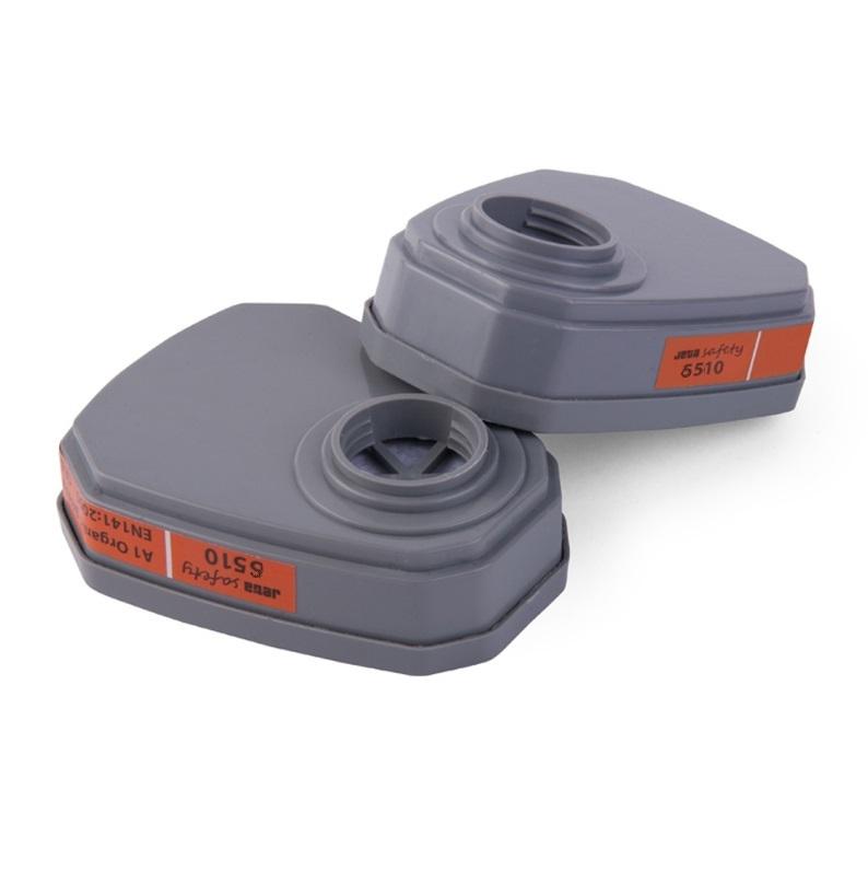Средства индивидуальной защиты Сменный патрон от органических паров JETAPRO (2 шт) 6510.jpg