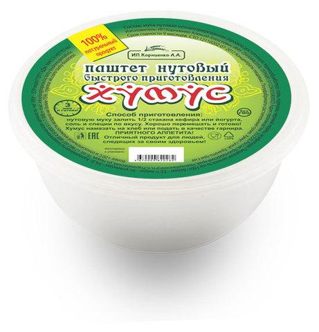 Хумус сухой, 66 гр. (Вкусное дело)