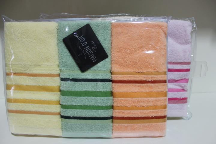 Кухонные полотенца Набор салфеток для кухни TOWEL SET  ТАВЭЛ СЭТ  Maison Dor (Турция) TOWEL_SET___1_.JPG