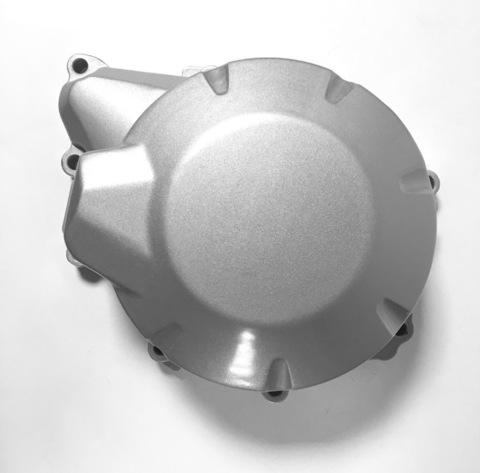 Крышка генератора для Yamaha FZ6 2004-2010 silver