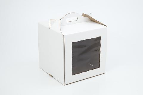 Коробка-чемодан. 30х30х20см
