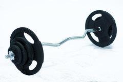 """Штанга """"РЕКОРD» 60 кг. С слабогнутым грифом"""