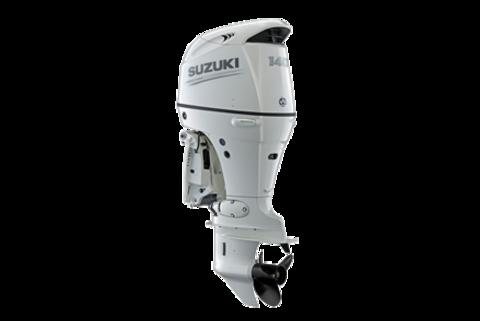 Лодочный мотор Suzuki DF140ATL white