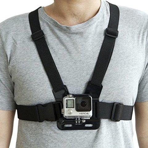 Крепление на грудь для GoPro в аренду в Перми