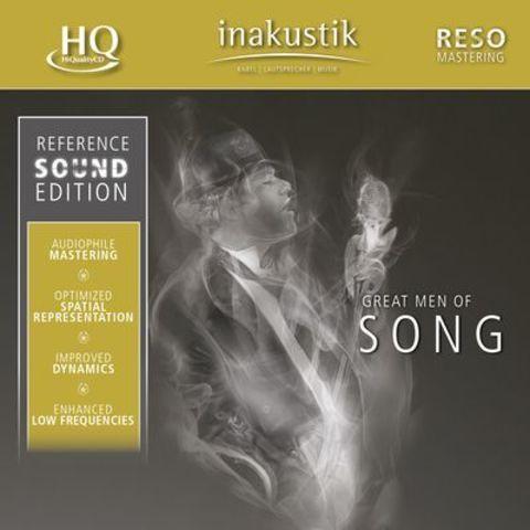 Inakustik CD, Great Men Of Song, 0167507