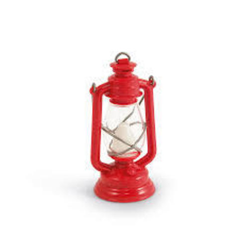 Base Camp Reading Lamp Expedition Red