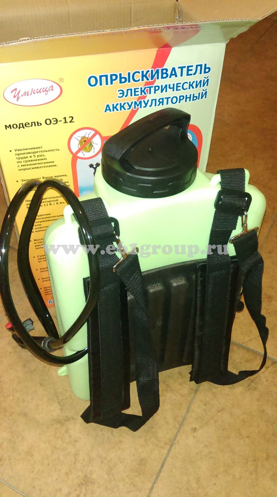 Опрыскиватель электрический Комфорт (Умница) ОЭ-12 стоимость