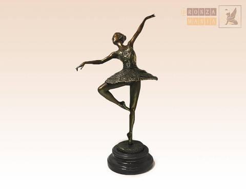 статуэтка Балерина большая на постаменте