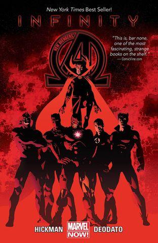 New Avengers Volume 2: Infinity