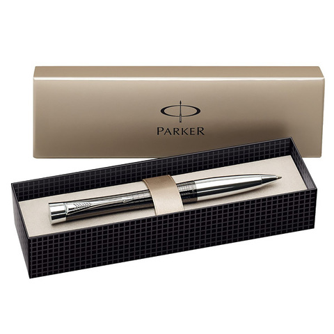 Parker Urban - Metro Metallic CT, шариковая ручка, M