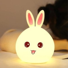 заяц ночник детский светильник в комнату фото