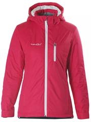 Утеплённая прогулочная лыжная куртка Nordski Active Raspberry женская