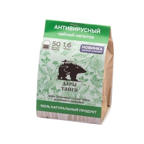 Чайный напиток Антивирусный фильтр-пакет (1,6г*50шт)