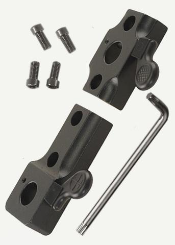 Раздельное основание Leupold QR на Remington 700