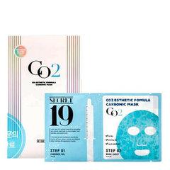 Маска для карбокситерапии Esthetic House CO2 Esthetic Formula Carbonic Mask, 15 мл.