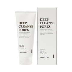 Очищающая пенка Juicyful Deep Clay Cleanser 150g