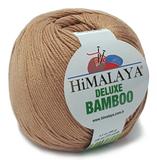 Пряжа Himalaya Deluxe Bamboo 124-22 бронза