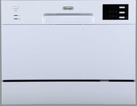 Настольная посудомоечная машина DeLonghi DDW07T Corallo