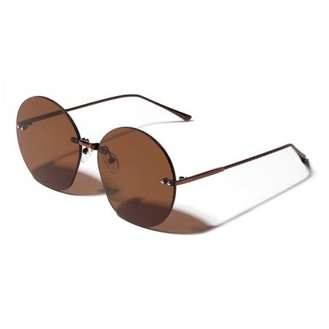 Солнцезащитные очки 1176002s Коричневый