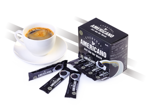 APL. Кофе AMERICANO ALL-TIME.  30 пакетиков по 1,8 г