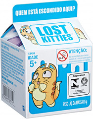 Игровой набор Hasbro Lost Kitties игрушка-сюрприз Котенок в молоке
