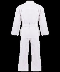 Кимоно дзюдо. Цвет белый. Размер 28-30. Рост 128.
