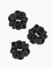 Набор резинок для волос из натурального шелка Toflex