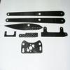 Carbon fiber parts for the Mini Hydro - L450
