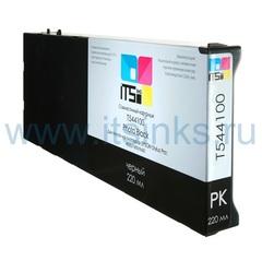 Картридж для Epson 4000/7600/9600 C13T544100 Photo Black 220 мл
