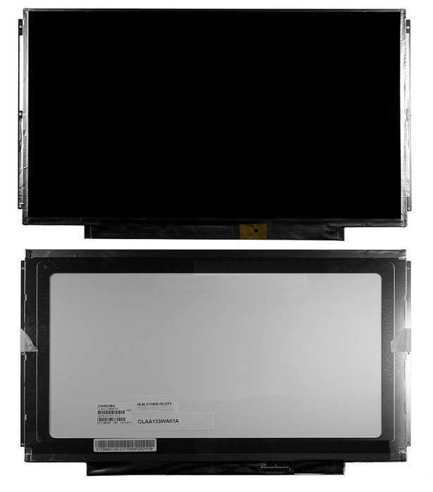 13.3, 1366x768, 40 pin, SLIM LED: LP133WH2(TL)(GA) N133BGE-L31 CLAA133WA01A CLAA133WB01A LTN133AT16 B133XW01 V.0 N133BGE-L41