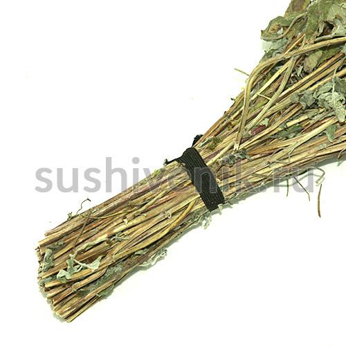 Травяной веник (мята)