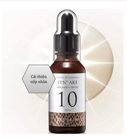 Пептидная антивозрастная сыворотка It`s Skin Power 10 Formula SYN®-AKE