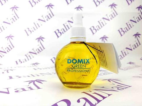 DOMIX Green, OIL FOR NAILS and CUTICLE Масло для ногтей и кутикулы