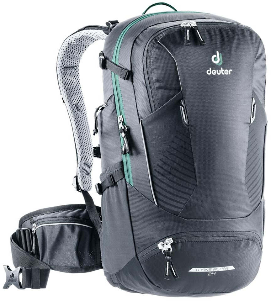 Deuter Trans Alpine Велорюкзак Deuter Trans Alpine 24 (2020) deuter-transalpine-24-black.jpg