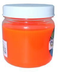 Слайм Стекло серия Party Slime, оранжевый неон, 400 гр