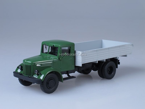 MAZ-200 board green-white 1:43 AutoHistory