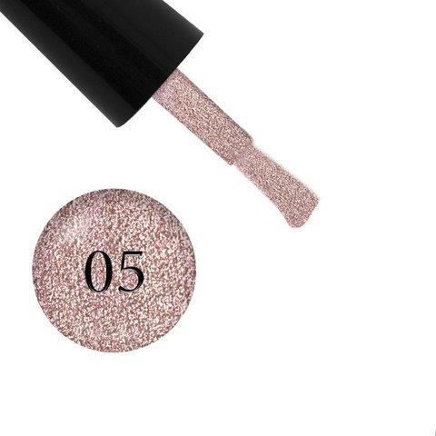 Гель лак Glitter Shine Gel, Starlet,05