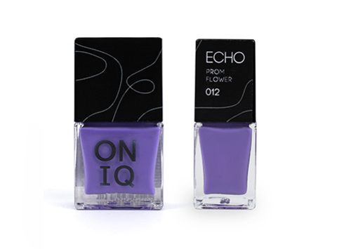 ONP-012 Лак для стемпинга. Echo: Prom Flower