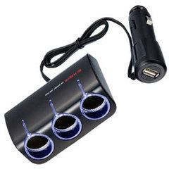 Разветвитель + USB EM-114