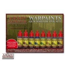 Warpaints Quickshade Washes Set